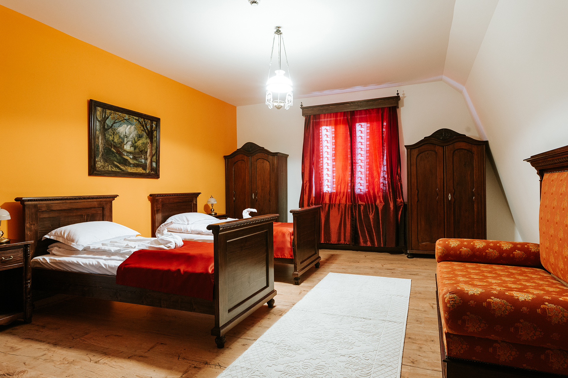 nagy kuria conacul nagy szotyor coșeni sfantu gheorghe
